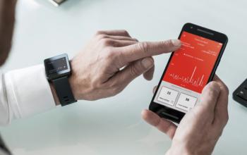 Finanzcockpit neu mit biometrischer Authentifizierung