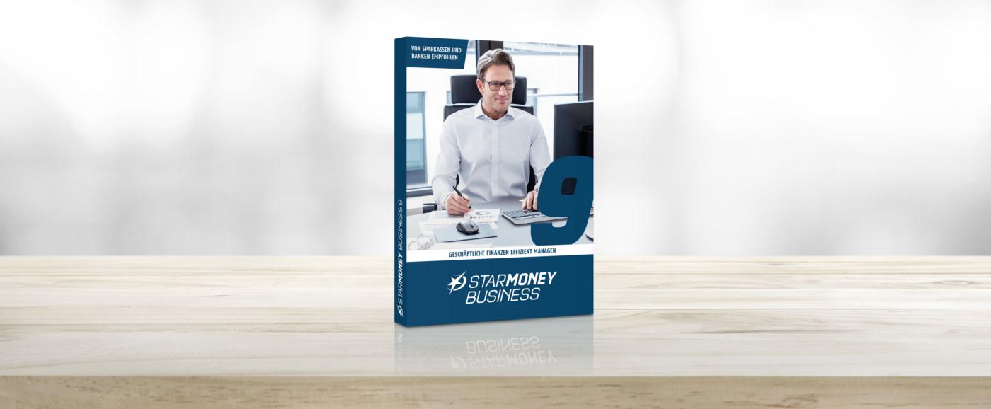 Neues StarMoney Business 9:  Eine Software – voller Überblick über die Unternehmensfinanzen