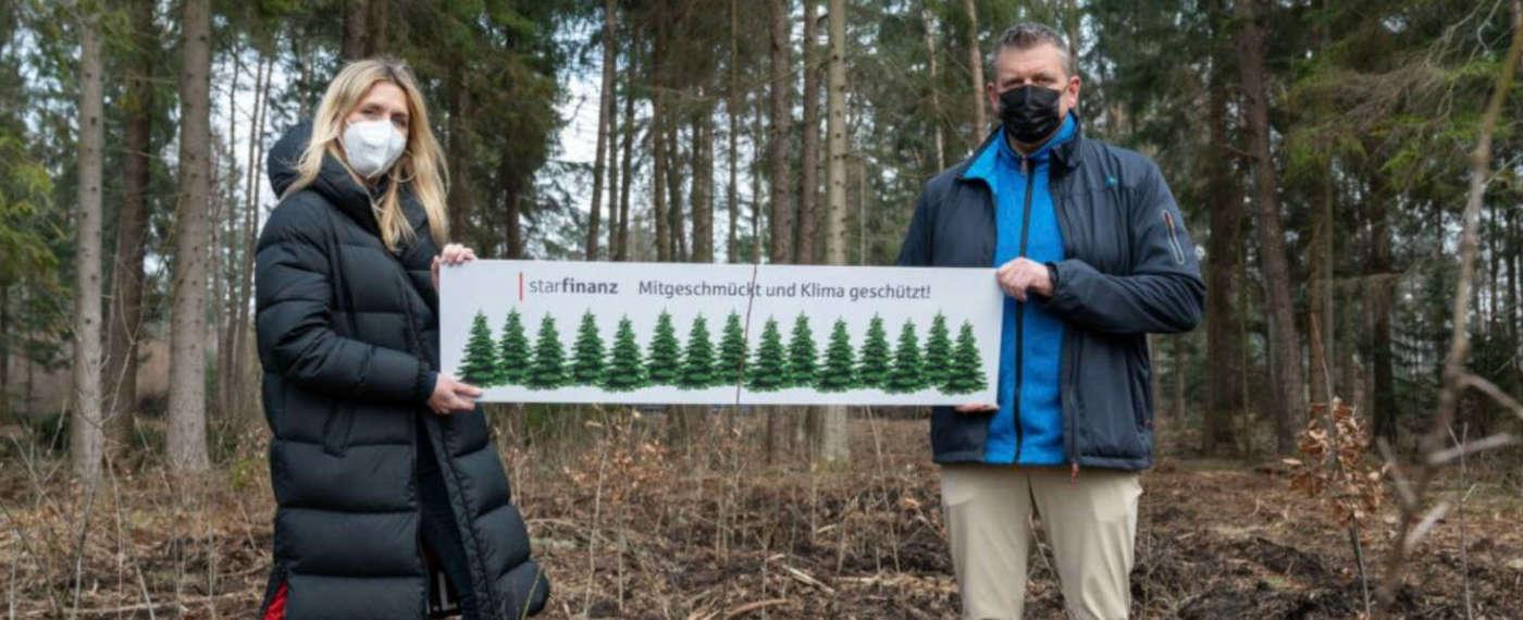 CO2-Kompensation – Star Finanz engagiert sich auch in diesem Jahr für Aufforstung und Umweltschutz